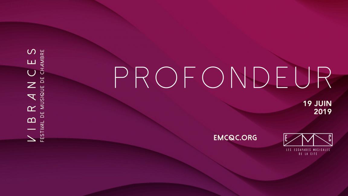 EMC Vibrances - Profondeur