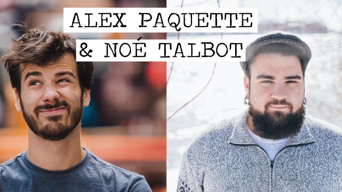 Keephope Productions présentent Noé Talbo, Alex Paquette et Hands Solo