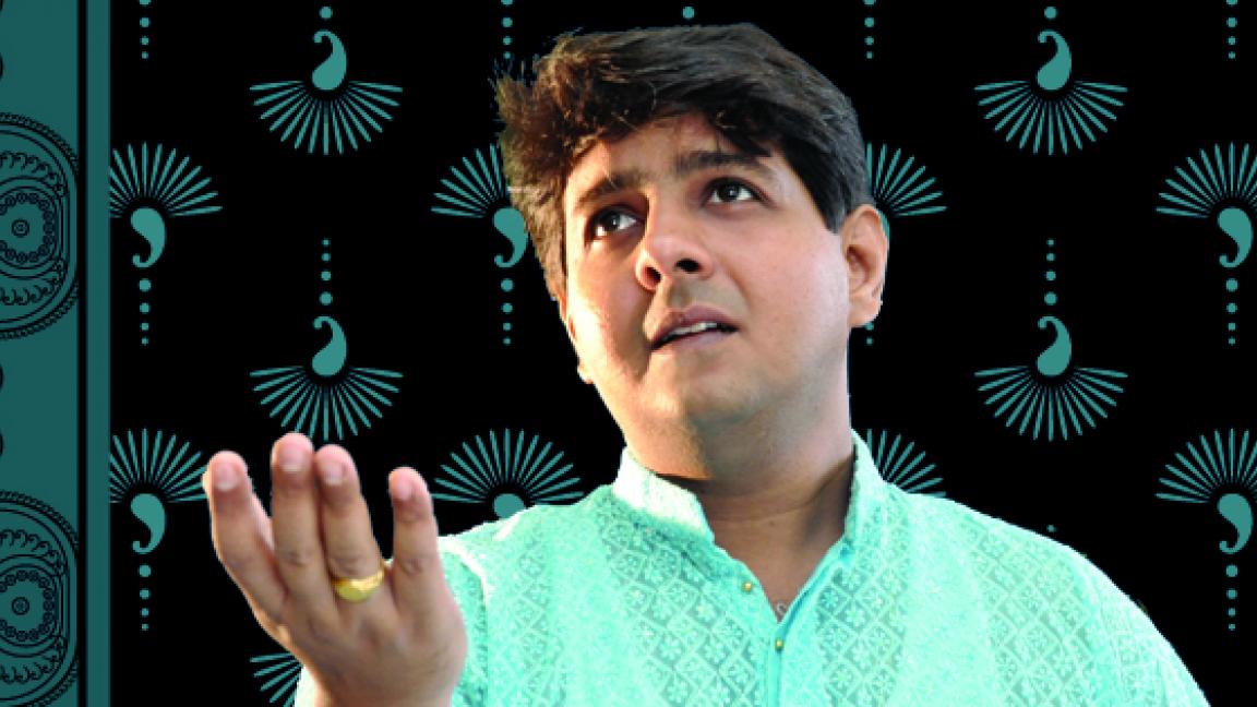 An evening of Hindusthani vocal recital by Omkar Dadarkar