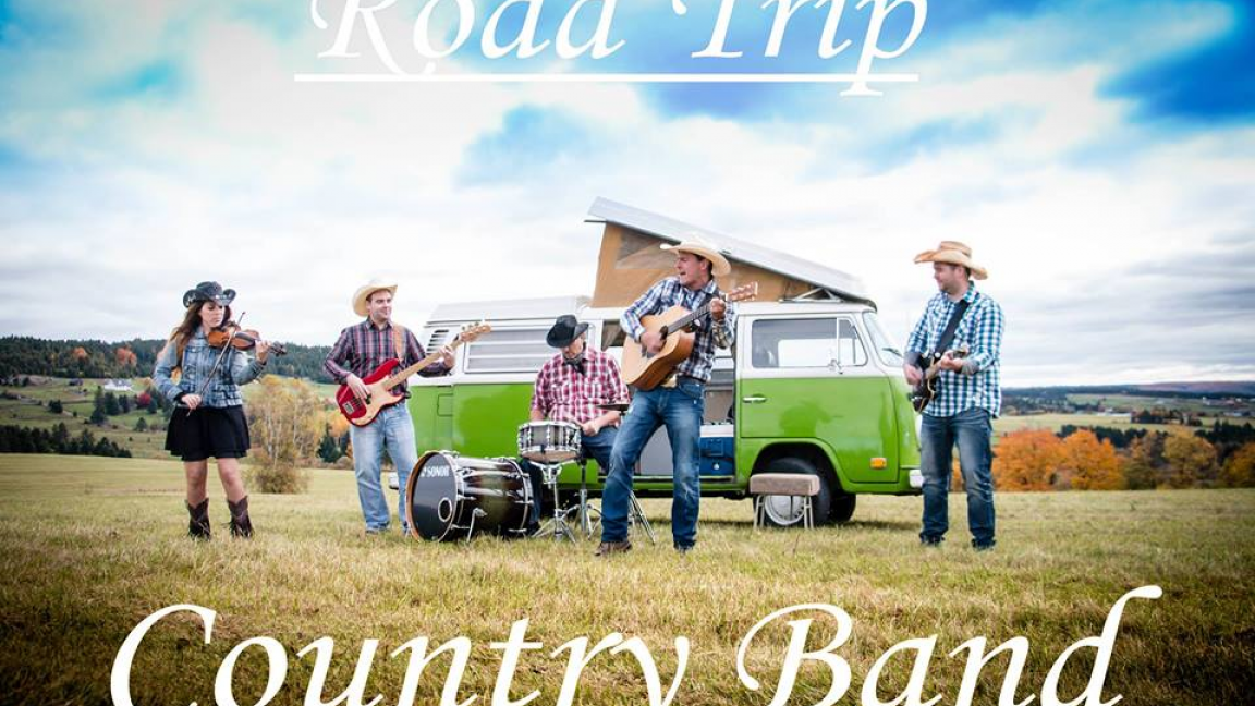 ROAD TRIP COUNTRY BAND