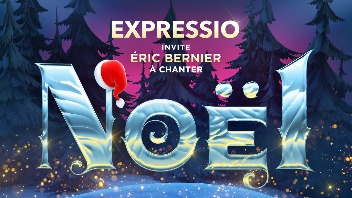 Éric Bernier chante Noël