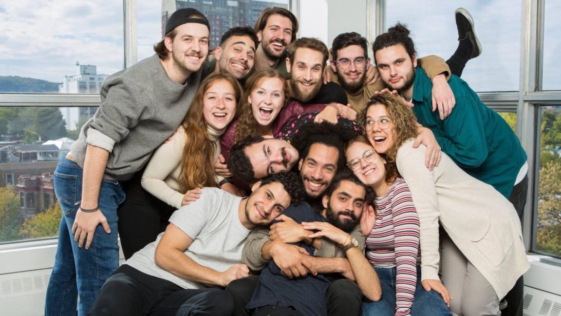 Spectacle d'humour des Étudiants de L'École Nationale de L'humour