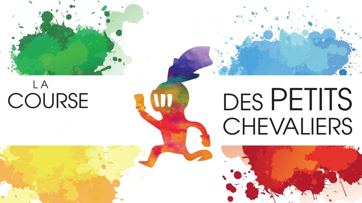 La Course Olympik Des Petits Chevaliers