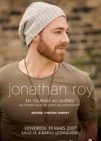 Jonathan Roy - Jonquière