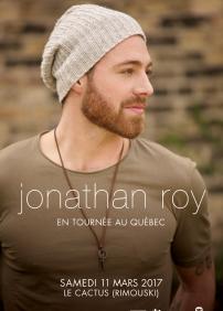 Jonathan Roy - Rimouski
