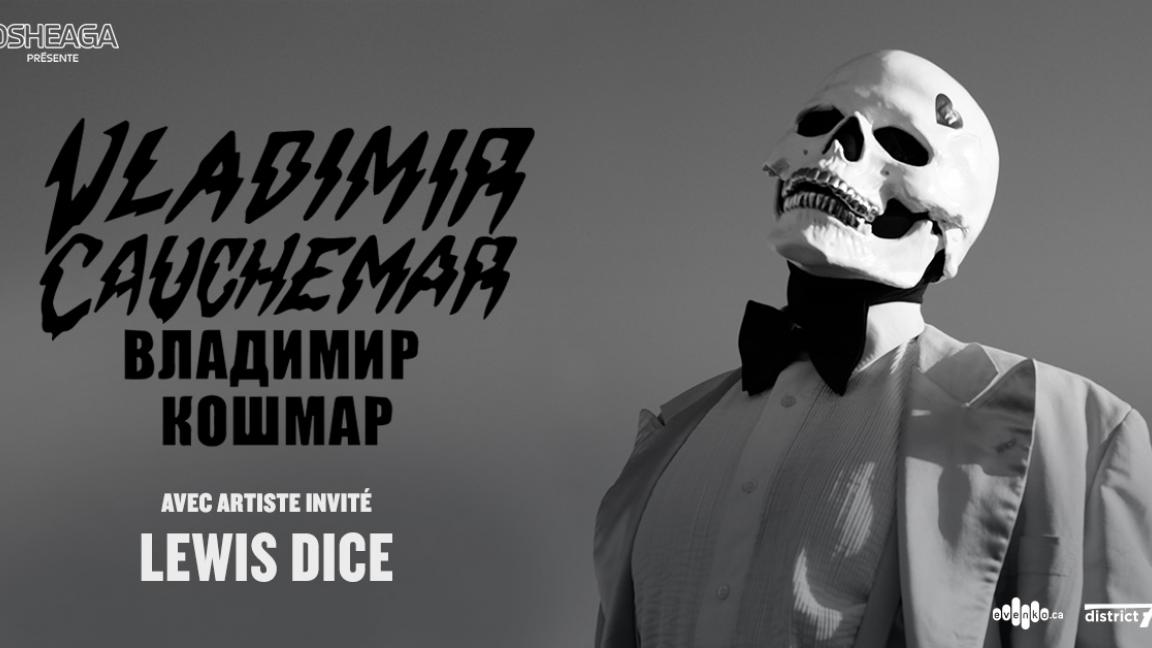 Osheaga présente Vladimir Cauchemar