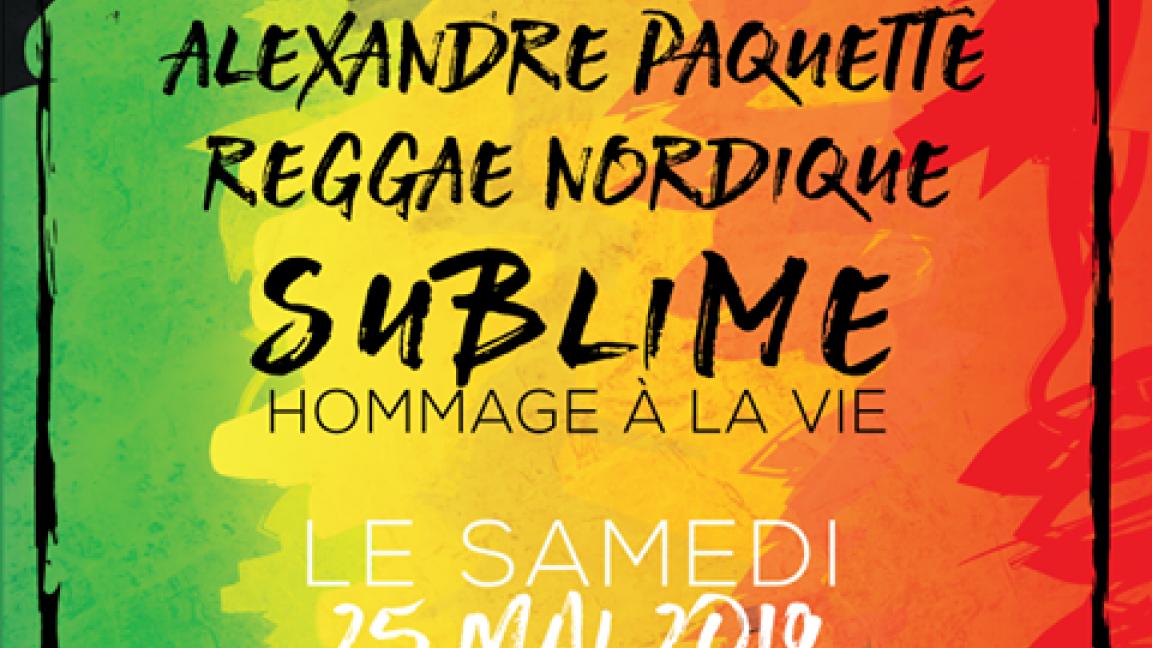 Bob Marley Experience avec Reggae Nordique et Sublime Hommage à la vie