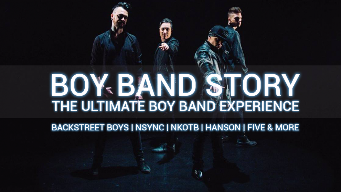 Boy Band Story à Rouyn-Noranda