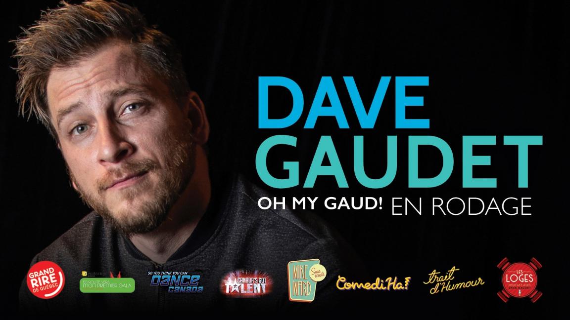 Dave Gaudet à Rouyn-Noranda