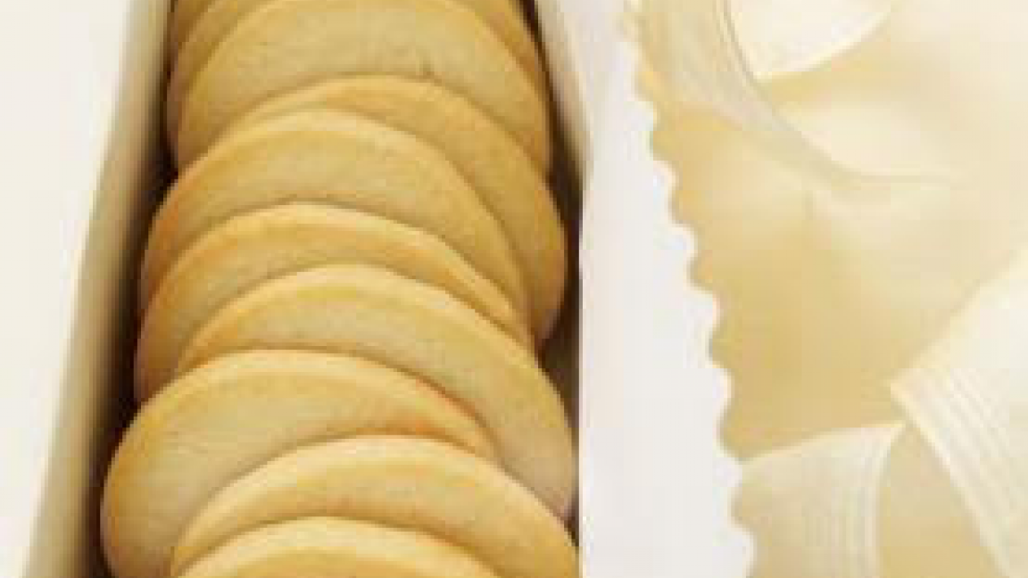 Biscuits au beurre par Ricardo