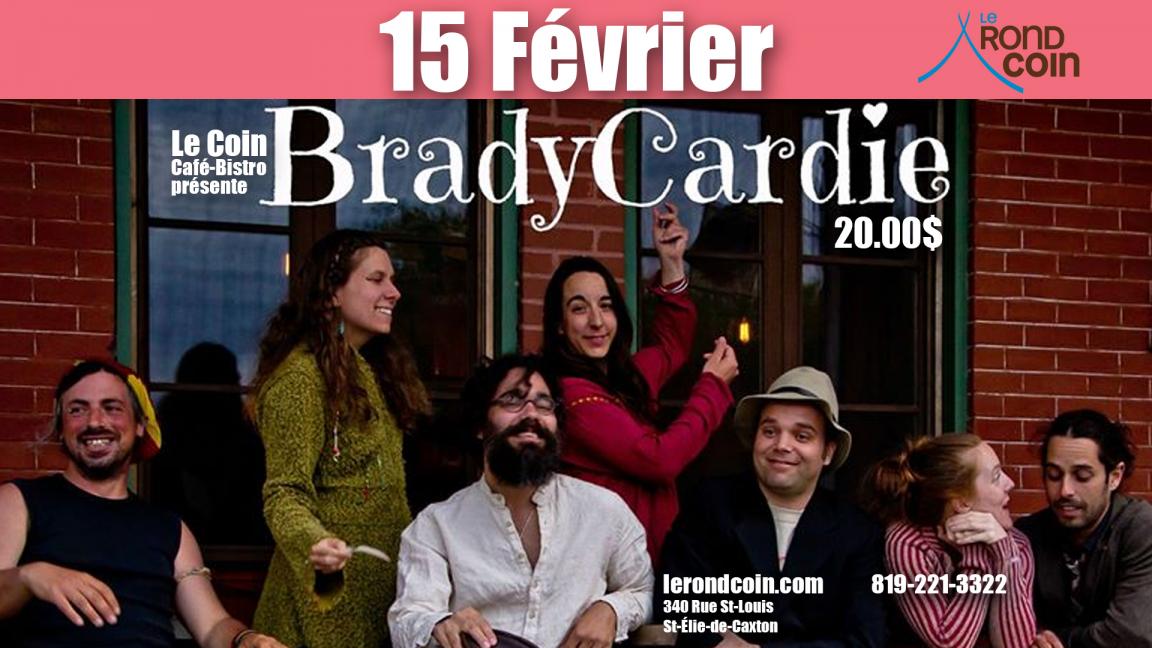 BradyCardie - 15 Février