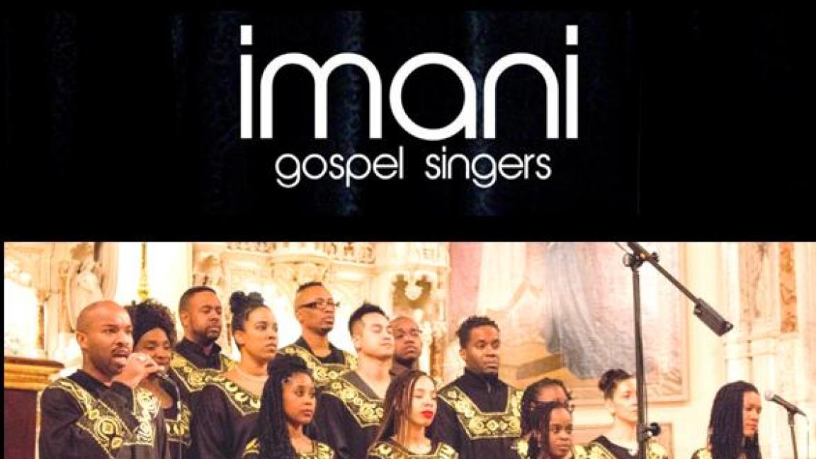 Concert Imani Gospel Singers