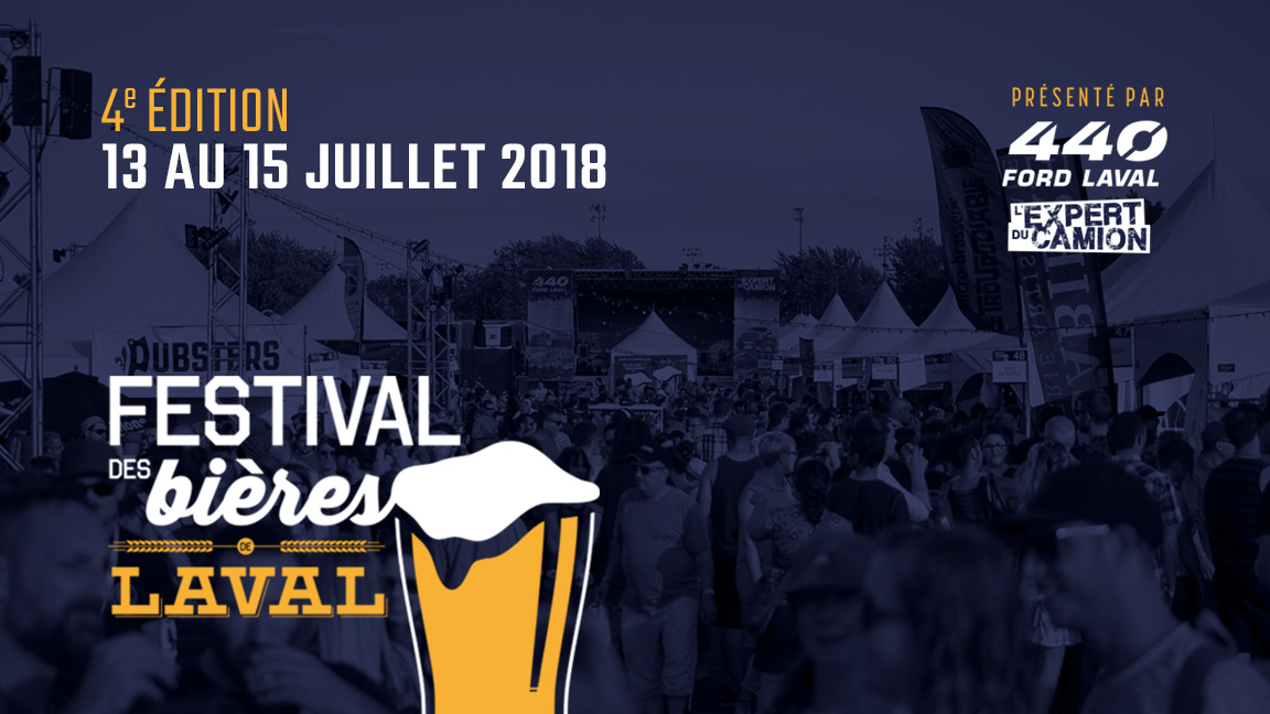 Laval beer festival