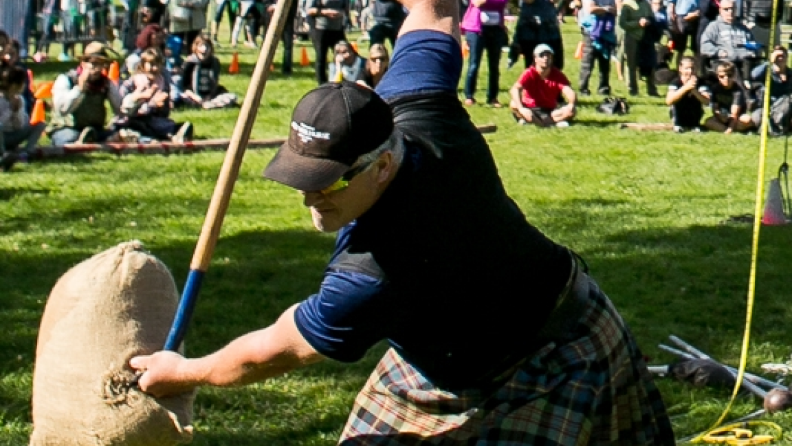 Highland games - Volet AMATEUR