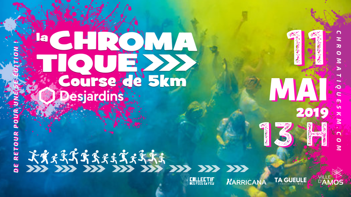 Chromatique 5KM 13h30