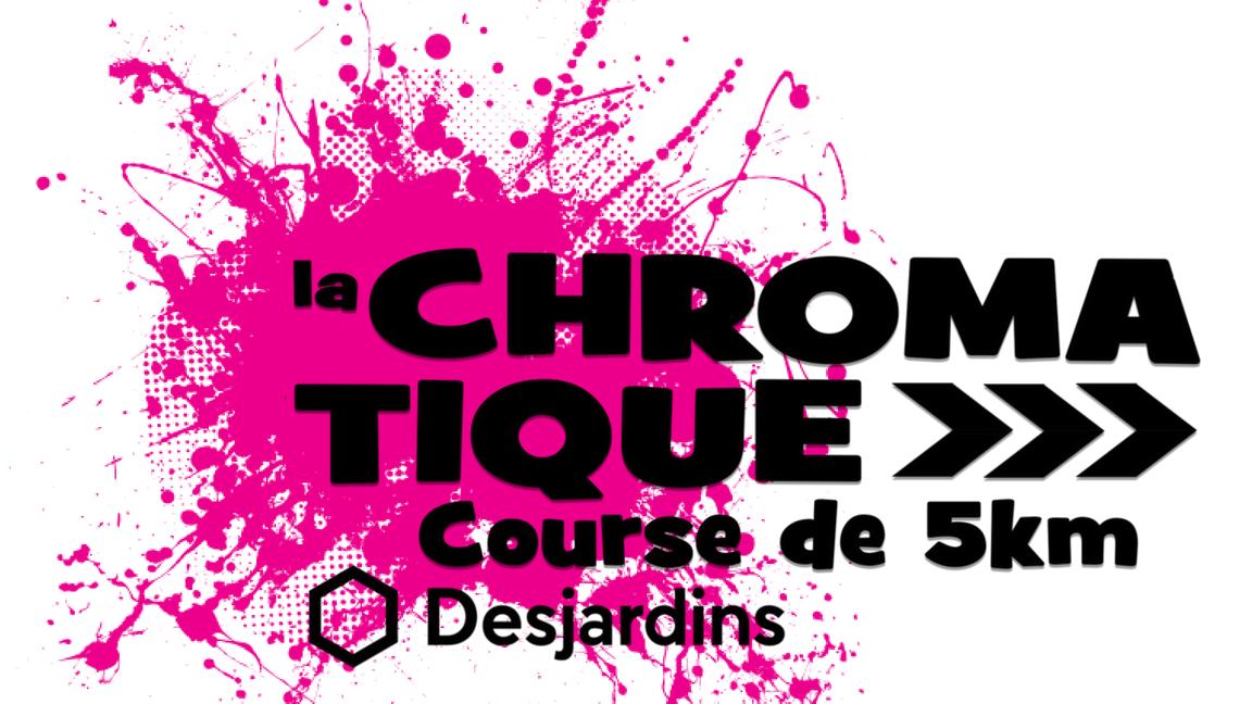Chromatique 5 KM - Départ de 13h
