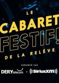 Cabaret Festif! de la relève