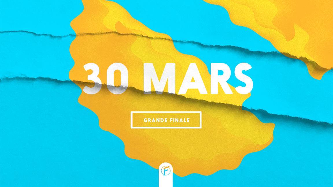Grande finale - Cabaret Festif! de la relève 2019