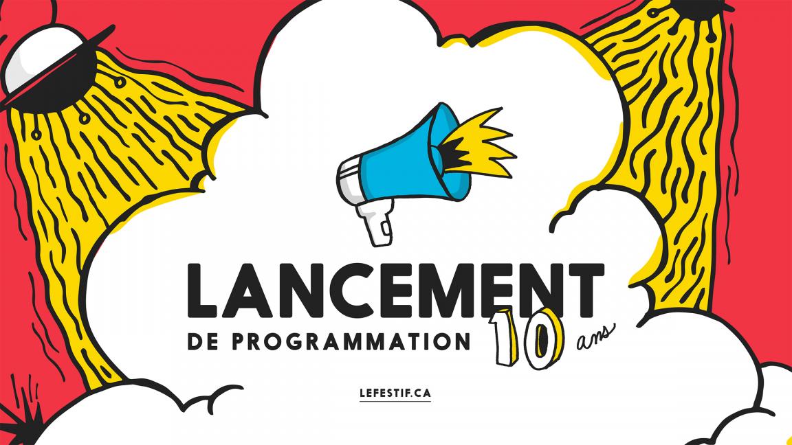 Lancement de programmation - 10ième édition du Festif! de Baie-St-Paul