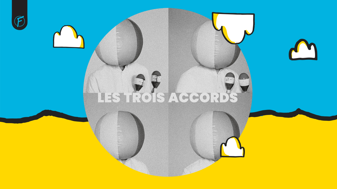 Les Trois Accords + Marjo + Alex Burger