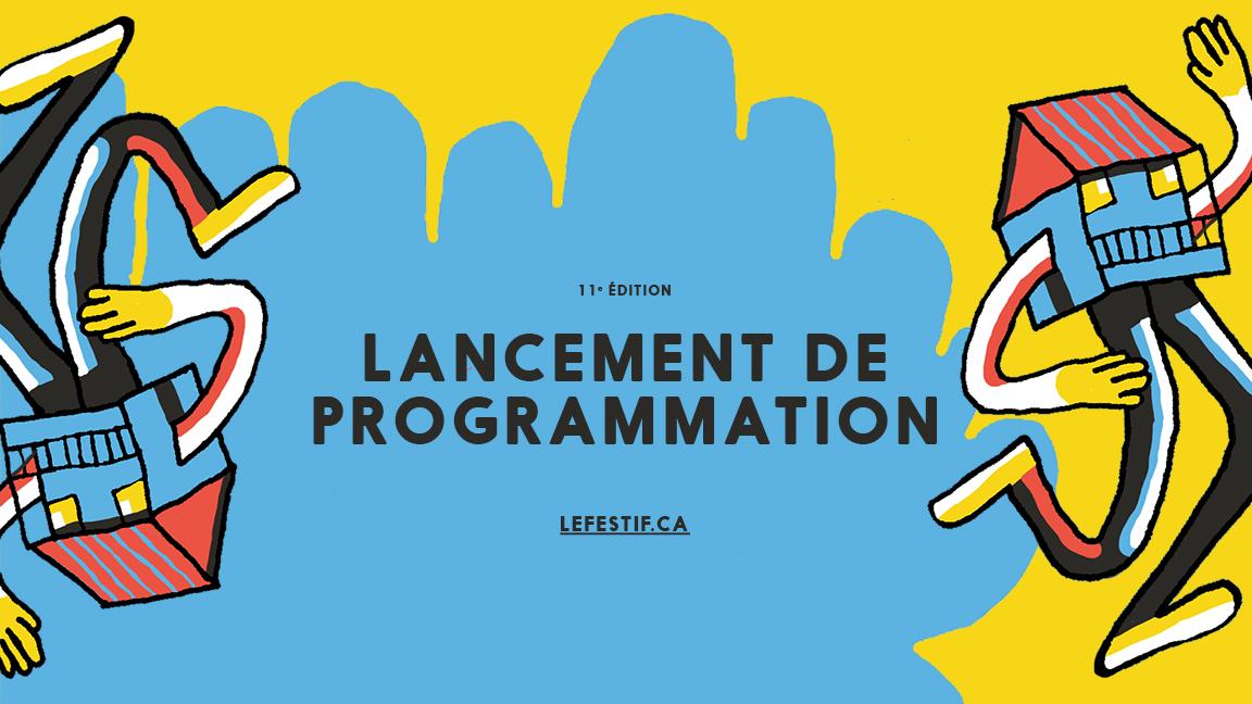 Lancement de programmation - 11e édition du Festif! de Baie-St-Paul