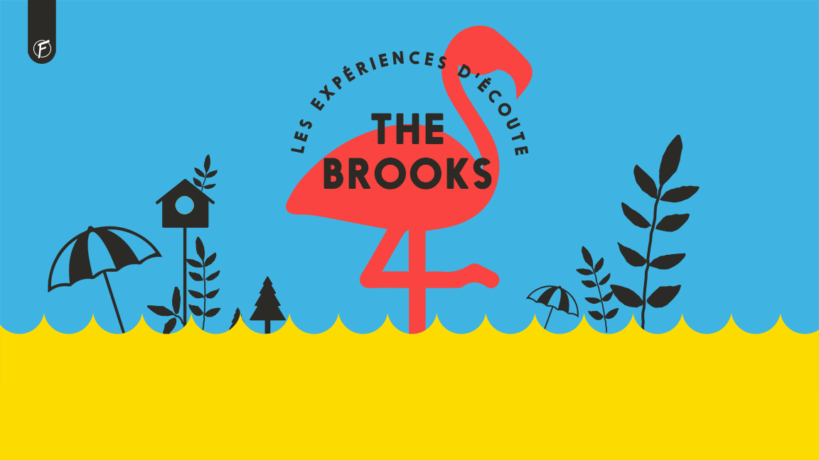 Expérience d'écoute - The Brooks - Any Day Now
