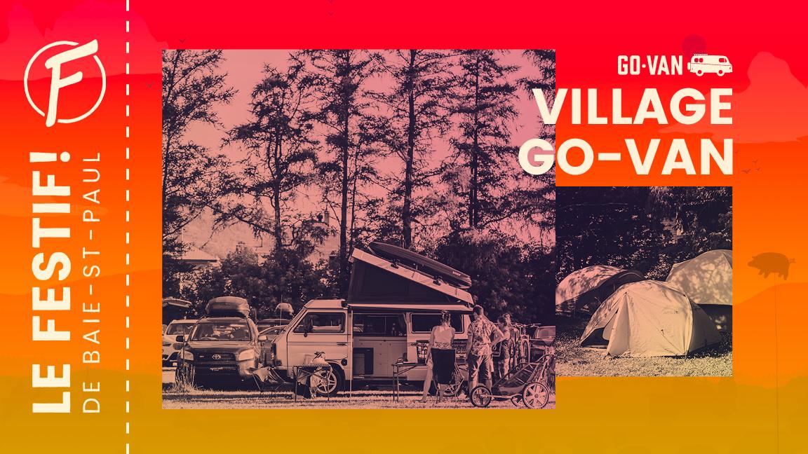 Village Go-Van - Vans et westfalia seulement