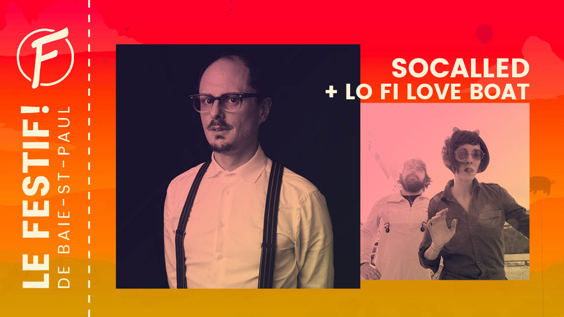 lo fi love boat + Socalled