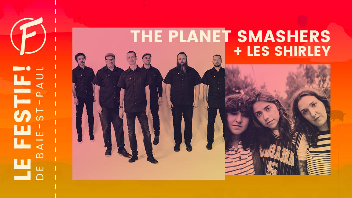Les Shirley + The Planet Smashers