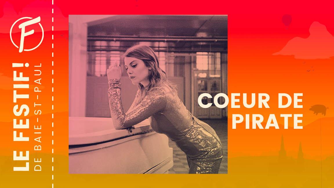 Coeur de Pirate (Perséides-Instrumental)