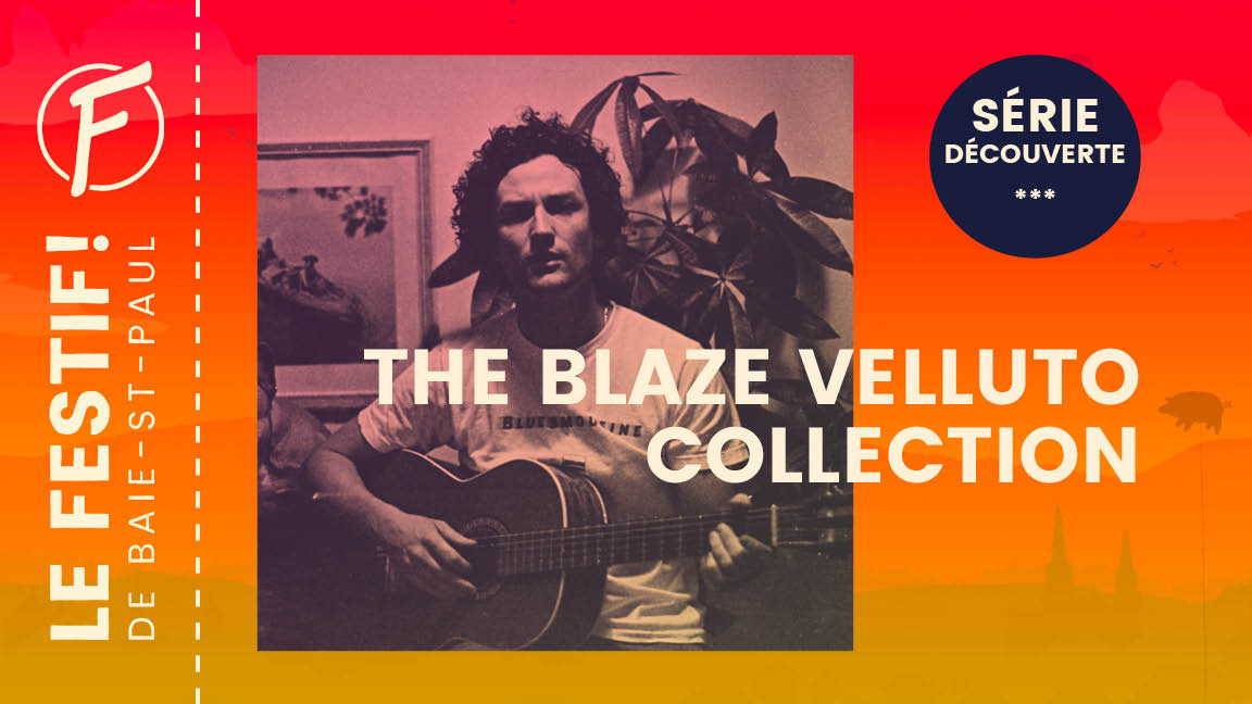 The Blaze Velluto Collection