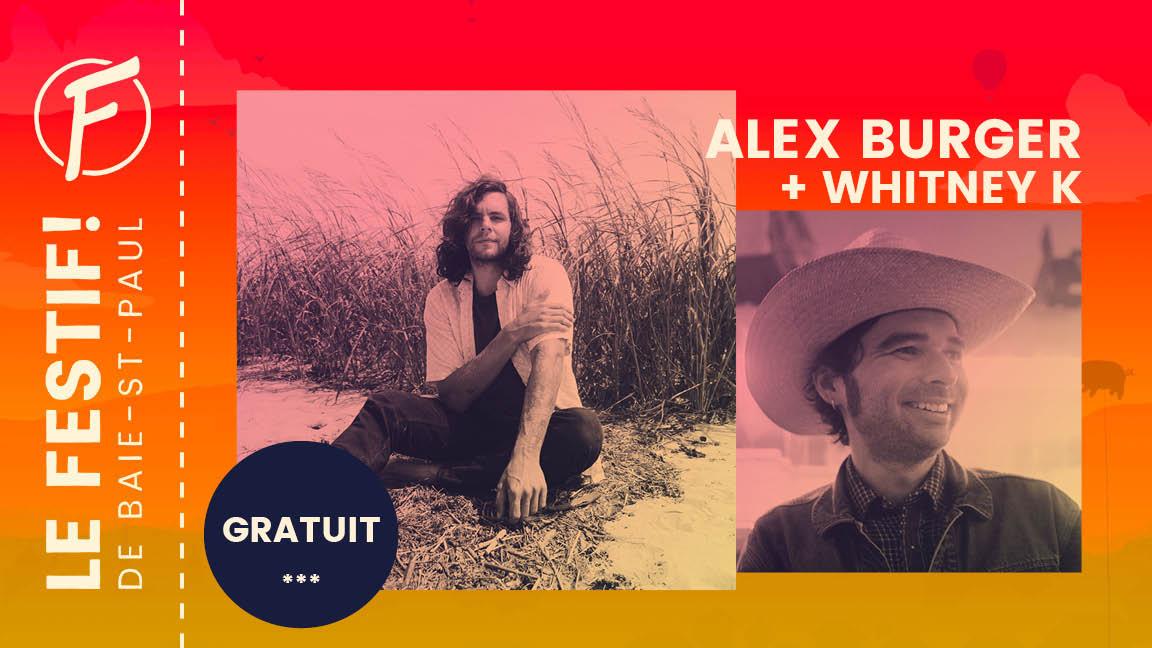 Whitney K + Alex Burger