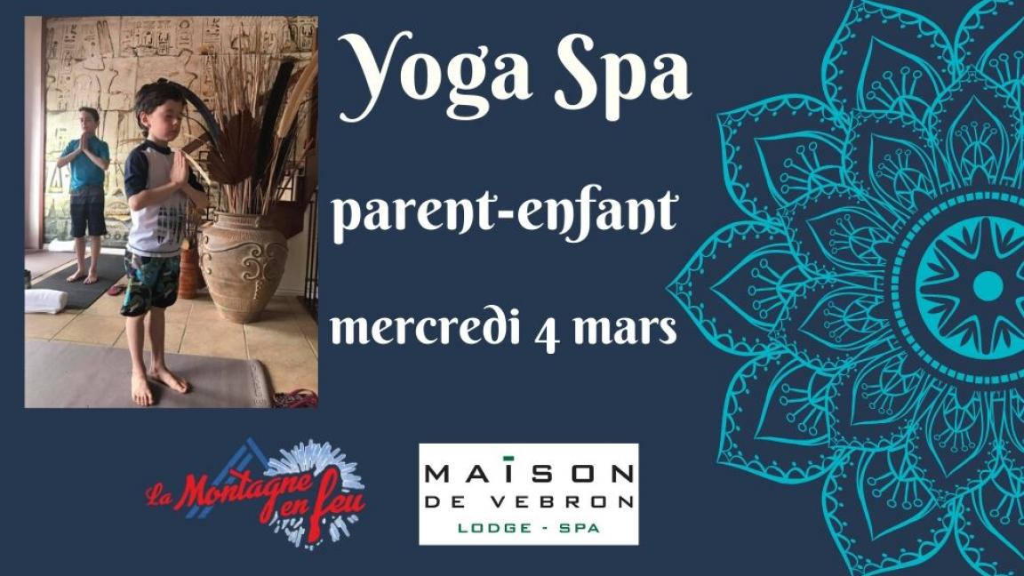 Yoga Spa parent-enfant