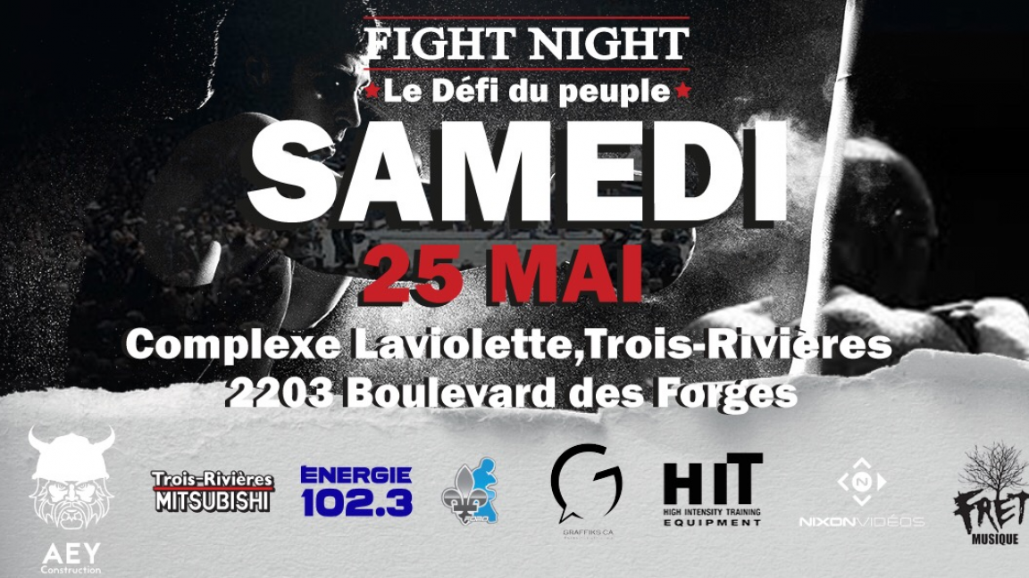Fight Night, Le défi du peuple