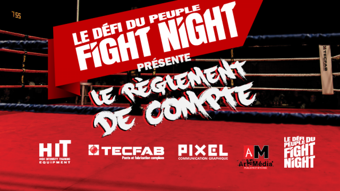 Fight Night; édition printemps 2020