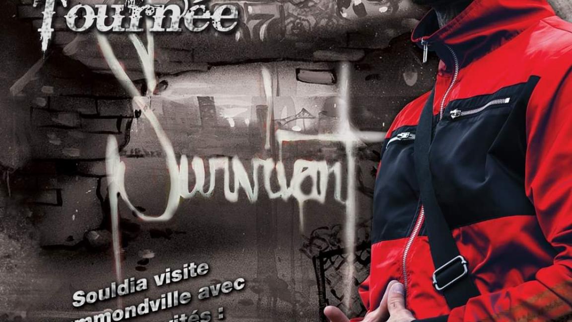 Souldia: Tournée Survivant Drummondville