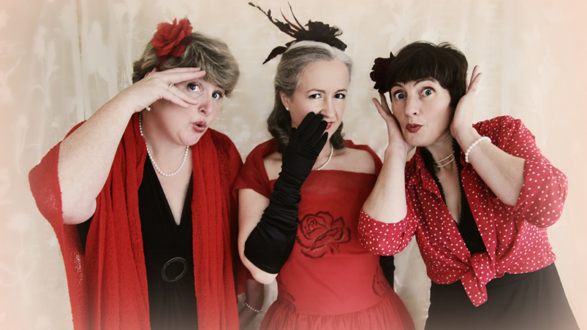 Sutton Jazz presents the Honeysuckle Sisters