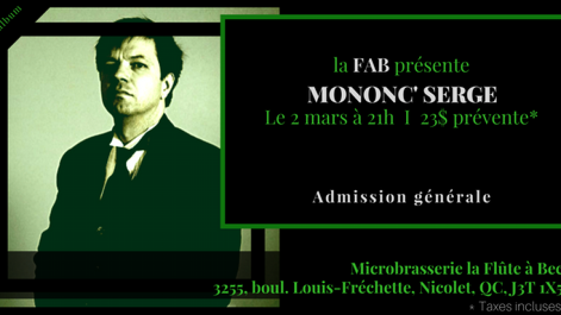 Mononc' Serge