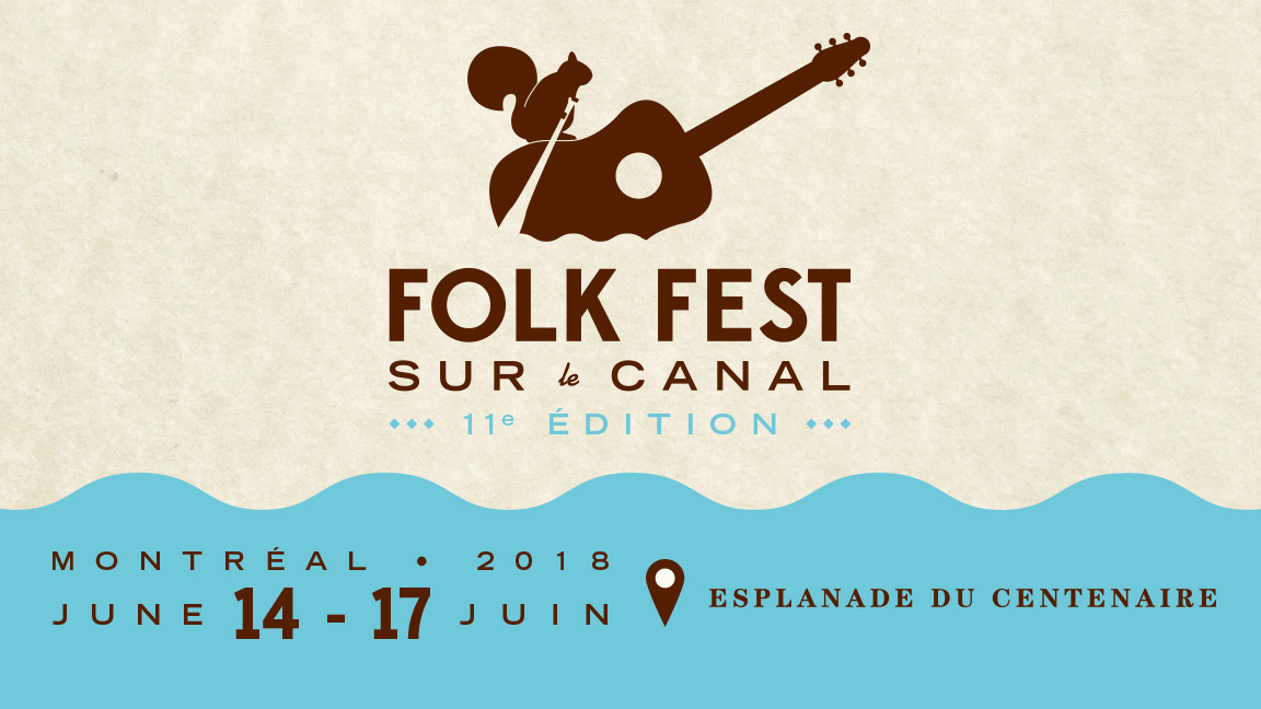 fa6bdba1b Folk Fest sur le canal presents Folk Fest sur le canal 2018 - From ...