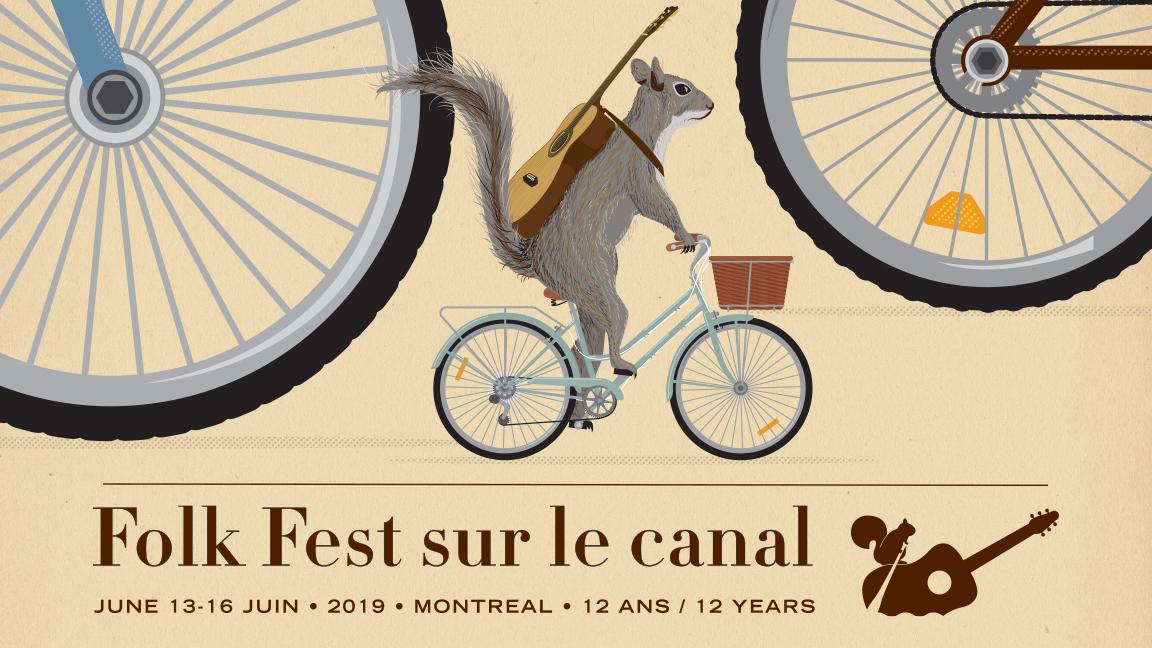 Folk Fest sur le canal - 2019