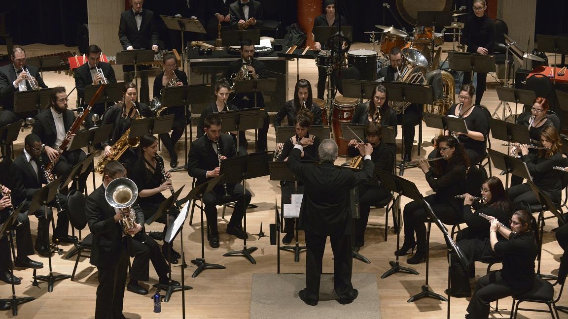 Orchestre à vent