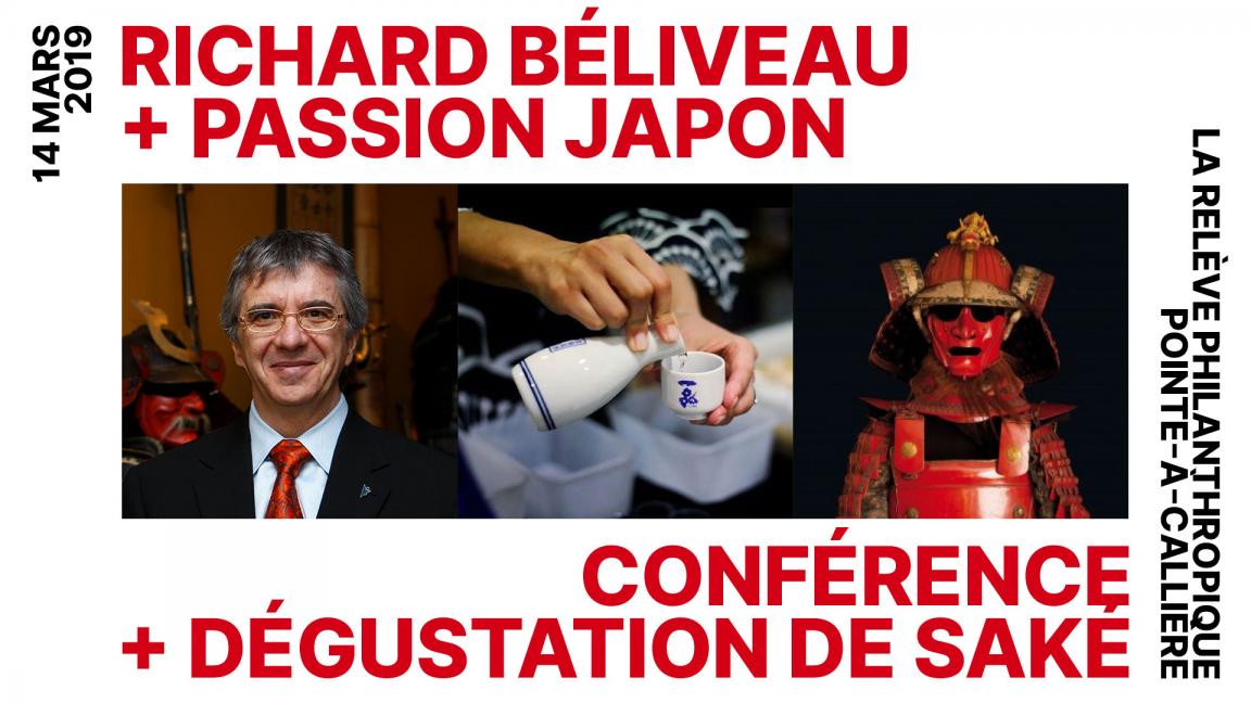 Conversation + dégustation avec le collectionneur Richard Béliveau