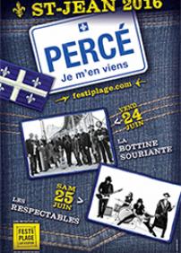 La Saint-Jean à Percé 2016