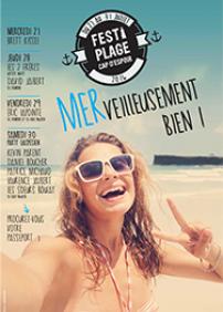 Festi-Plage de Cap d'Espoir 2016
