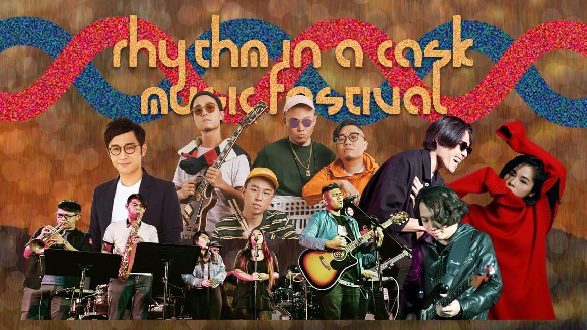 Rhythm In A Cask Music Festival 2018