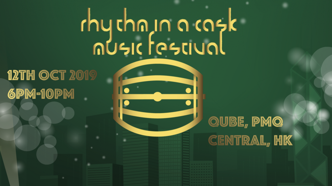 Rhythm In A Cask Music Festival 2019