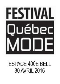 Festival Québec Mode 2016