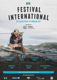 Fqsa f d ration qu b coise pour le saumon atlantique for International fly fishing film festival