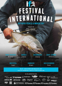 2017 International Fly Fishing Film Festival / IF4