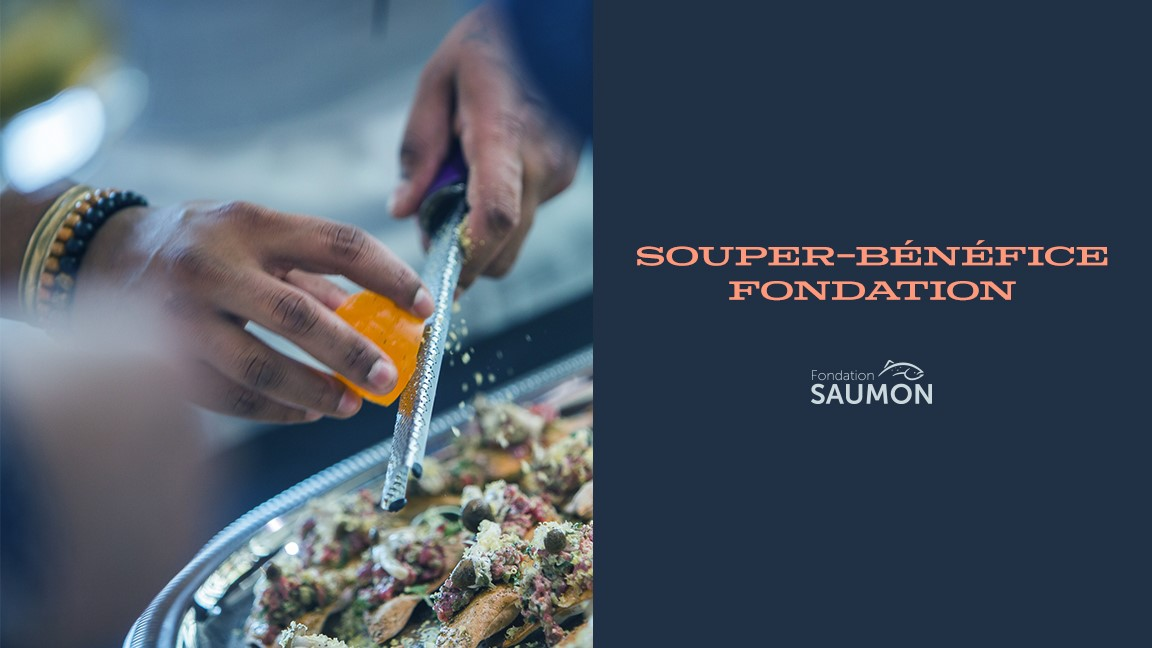 Souper Fondation Saumon